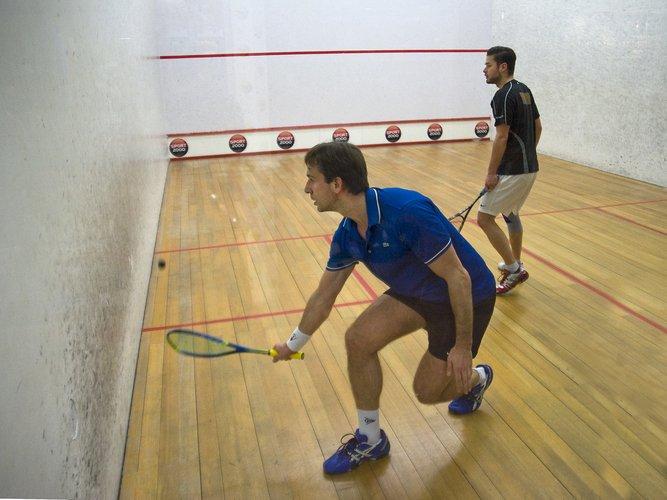Squash in Gmunden