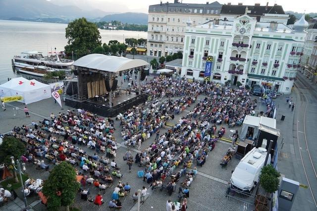 Concert 2020 Gmunden / Seehotel Schwan