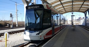 Train staiton / Tram