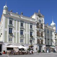 Gmunden Rathaus