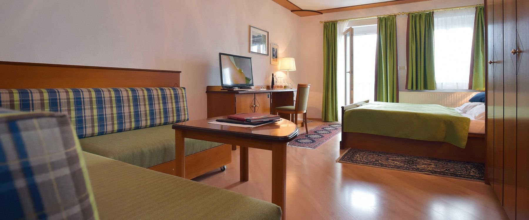 Zimmer im Seehotel Schwan in Gmunden