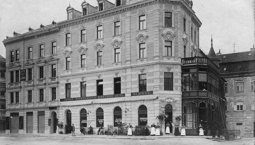 Das Hotel Schwan