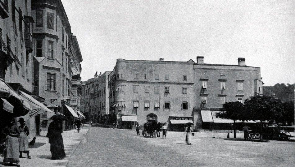 Das Hotel Schwan 1839
