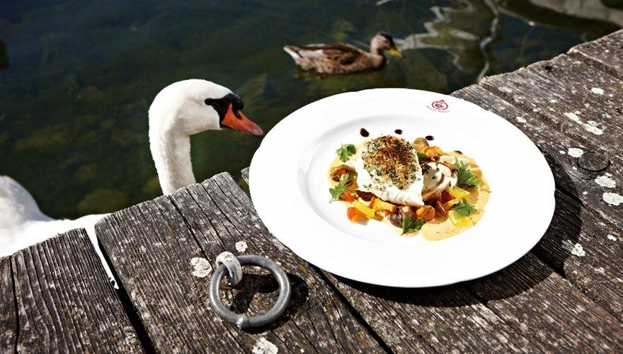 Kulinarik im Seehotel Schwan