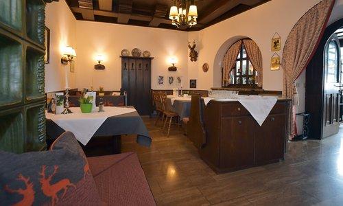 Restaurant im Seehotel Schwan
