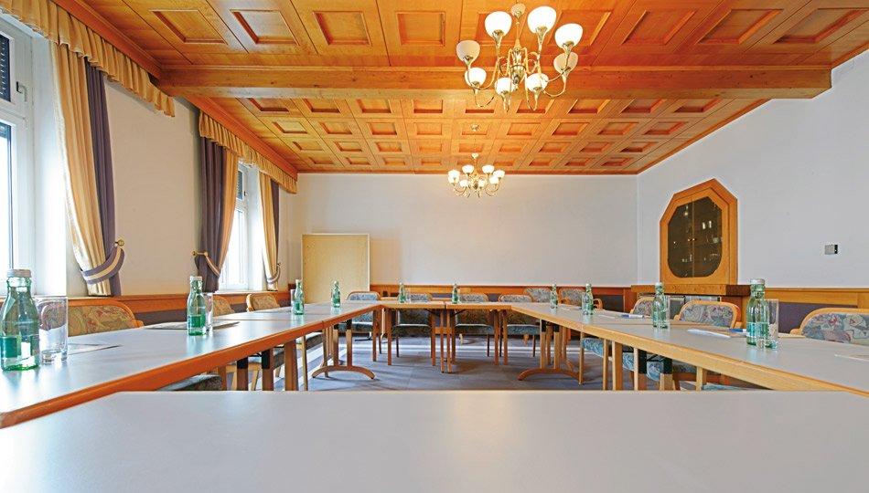 Seminarraum Seehotel Schwan
