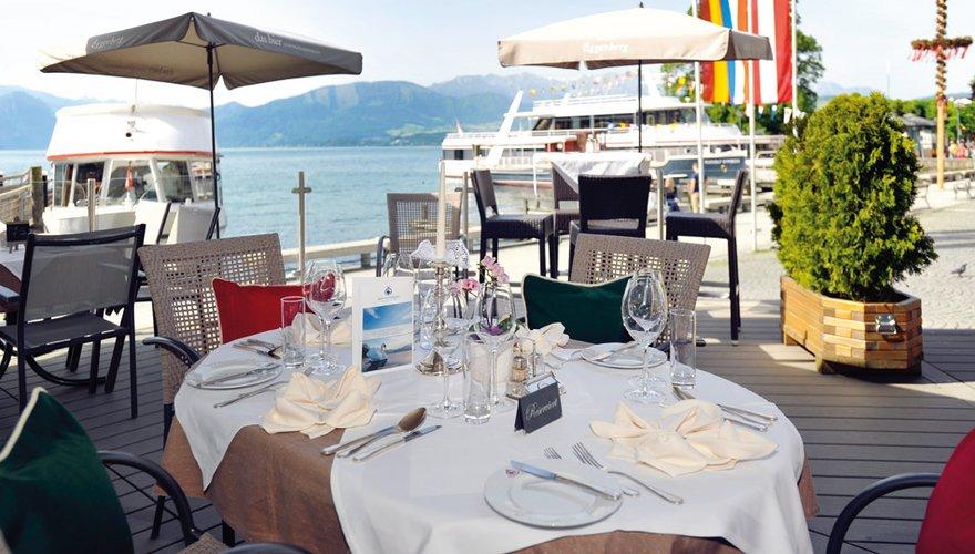Restaurant Seehotel Schwan am Traunsee